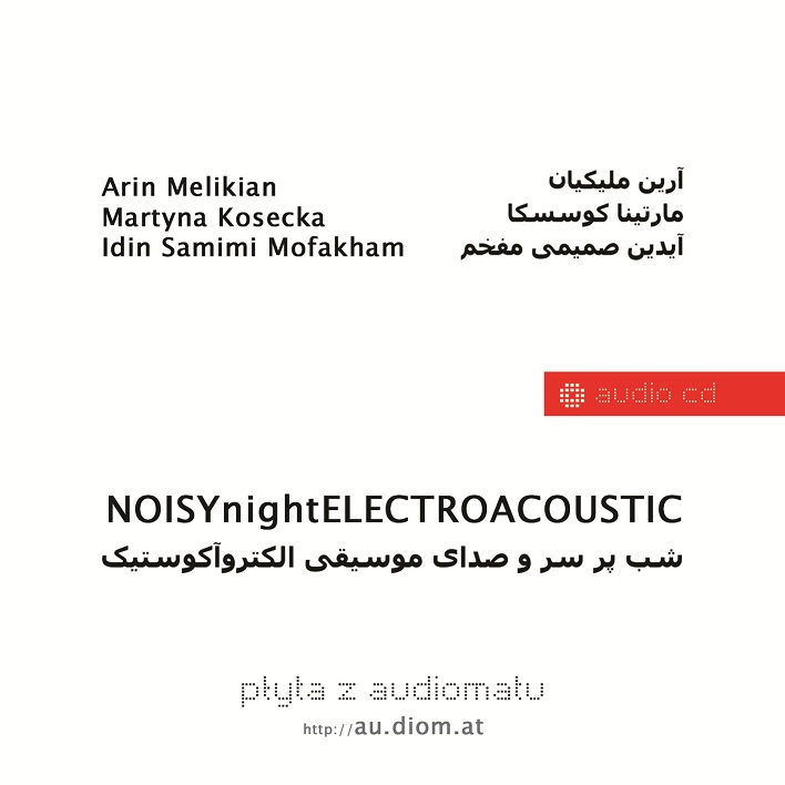 SPECTRO DUO & Arin Melikian – NOISY nightELECTROACOUSTIC 2014 (excerpt)