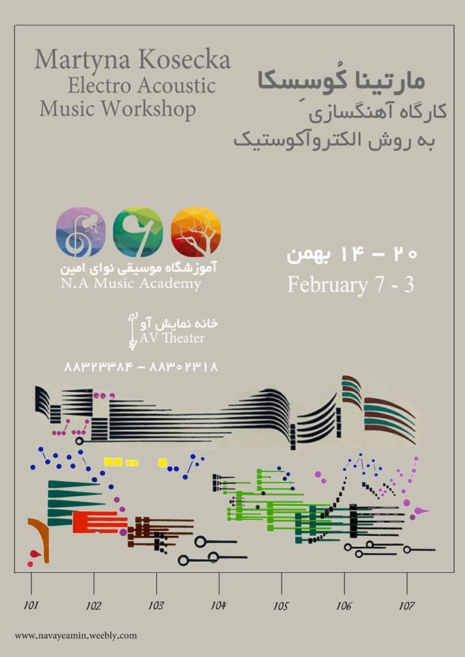 Electro-acoustic Music Workshop