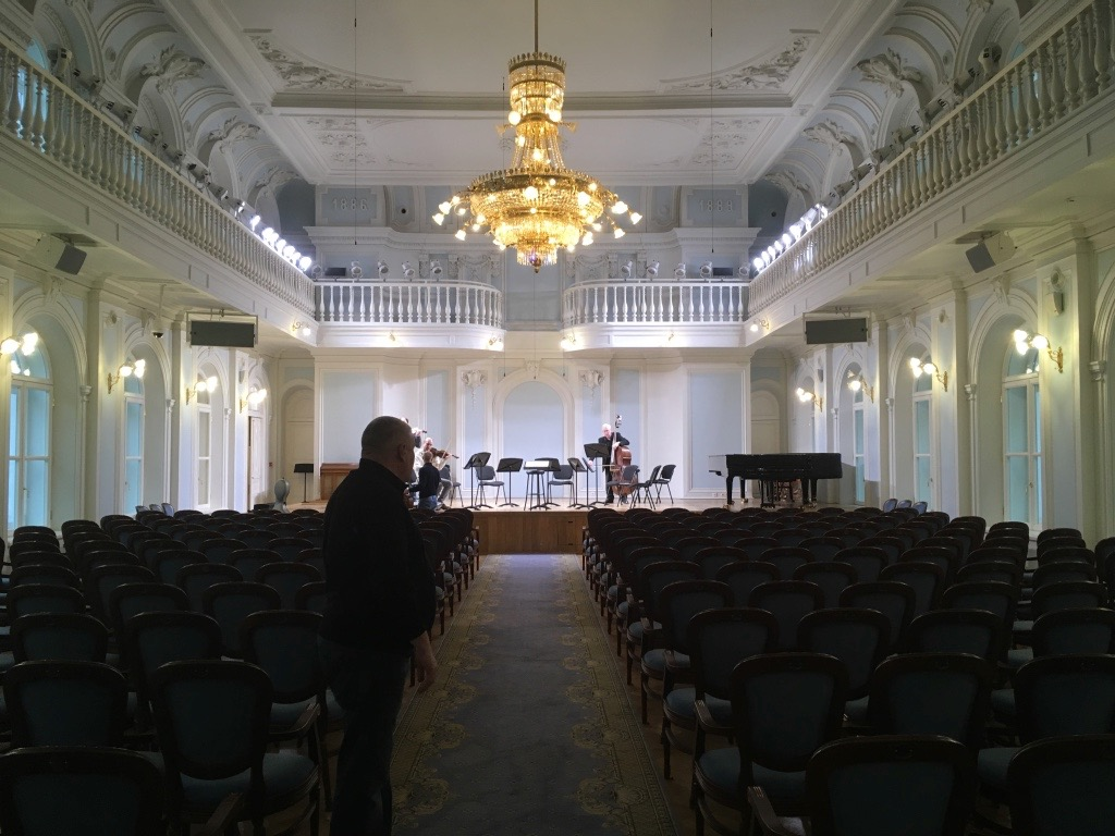 35th General Assembly of International Confederation of Electroacoustic Music CIME / ICEM