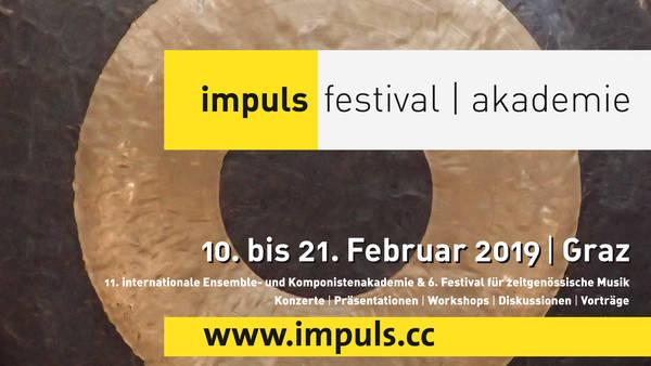 Contemporary Art Scene in Iran – Presentation at IMPULS Academy/Festival 2019