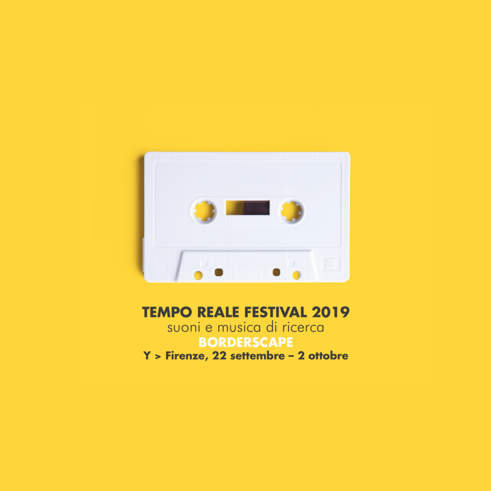 In collaboration with TEMPO REALE FESTIVAL 2019