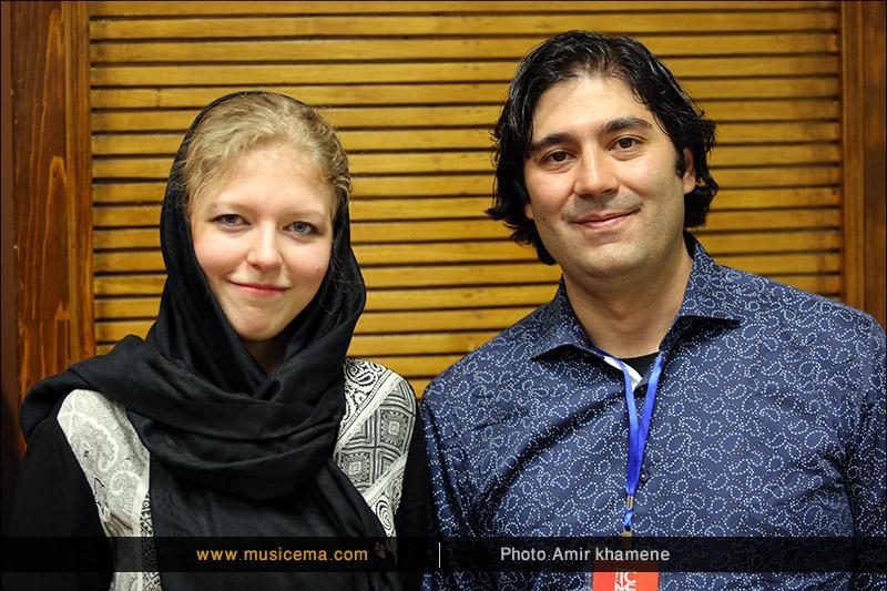 Holographic World of Idin Samimi Mofakham
